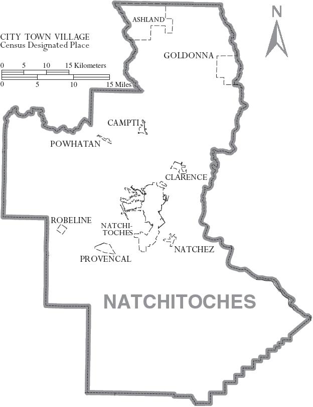 natchitoches-parish-louisiana-cities-towns-ashland-campti-clarence-goldonna-natchez-natchitoches-parish-seat-powhatan-provencal-robeline