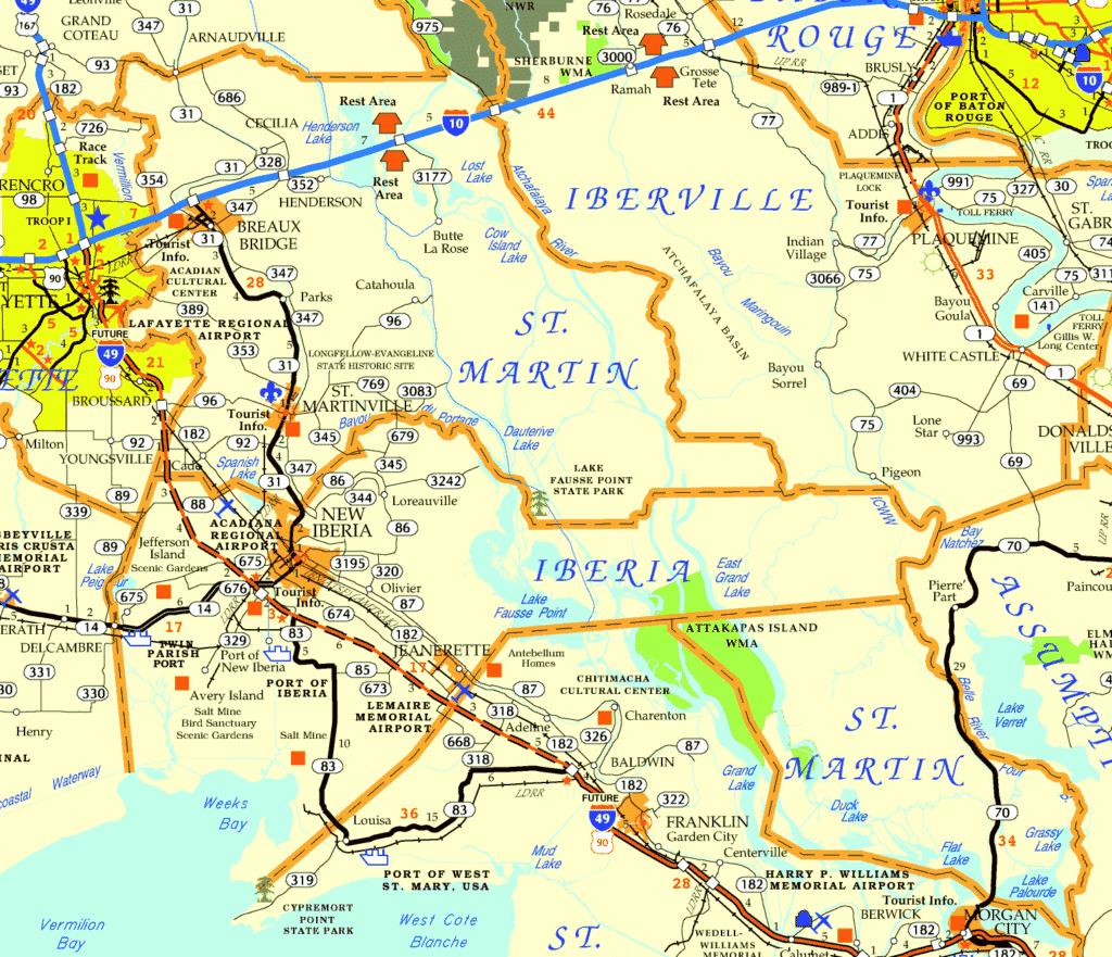 st-martin-louisiana-cities-towns-breaux-bridge-cecilia-henderson-parks-st-martinville-parish-seat